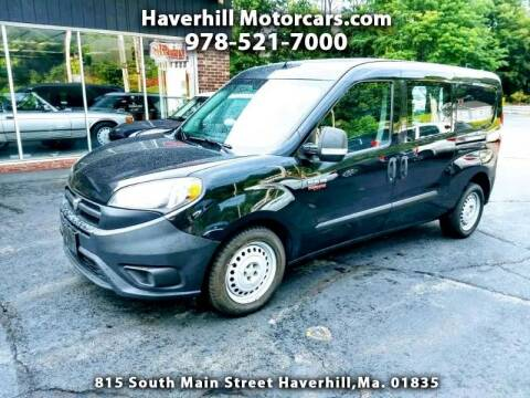 2016 RAM ProMaster City Wagon for sale at 125 Auto Finance in Haverhill MA