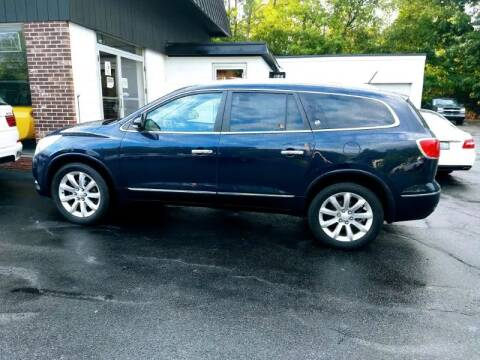 2015 Buick Enclave for sale at 125 Auto Finance in Haverhill MA