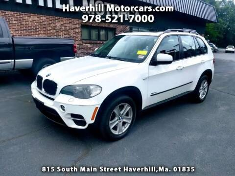 2011 BMW X5 for sale at 125 Auto Finance in Haverhill MA