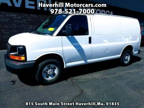 2016 Chevrolet Express Cargo for sale at 125 Auto Finance in Haverhill MA