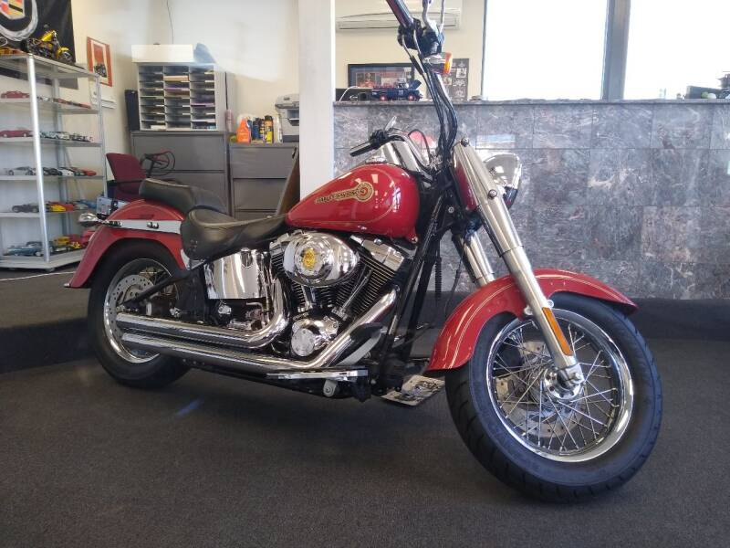 2006 HarleyDavidson Fatboy for sale at 125 Auto Finance in Haverhill MA