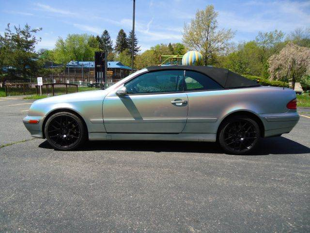 2001 Mercedes-Benz CLK for sale at 125 Auto Finance in Haverhill MA