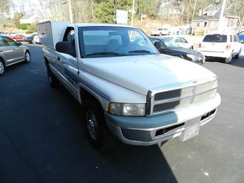 1999 Dodge Ram Pickup 2500 for sale at 125 Auto Finance in Haverhill MA
