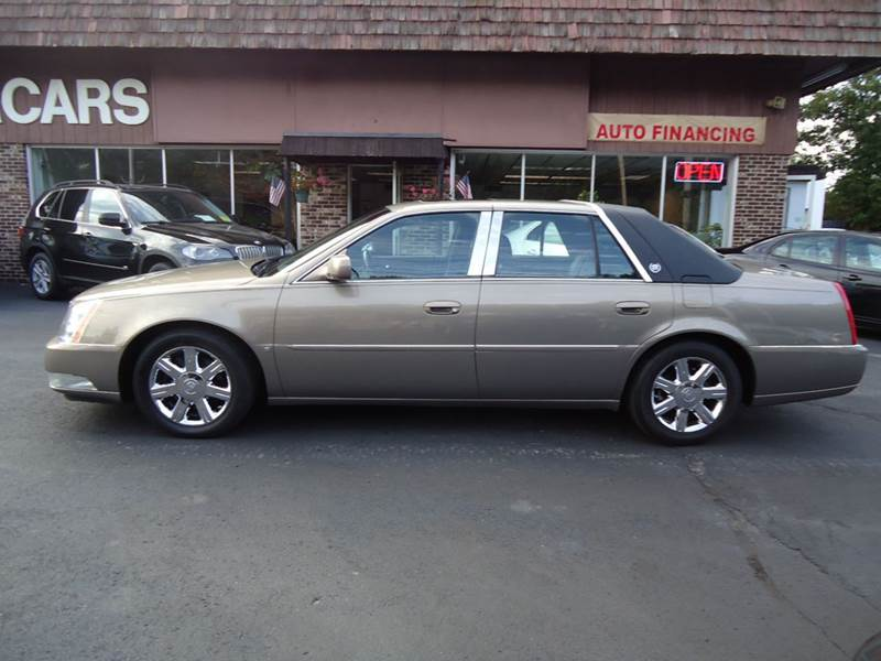 2006 cadillac dts luxury i 4dr sedan in haverhill ma 125 auto finance. Black Bedroom Furniture Sets. Home Design Ideas