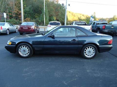 1996 Mercedes-Benz SL-Class for sale at 125 Auto Finance in Haverhill MA