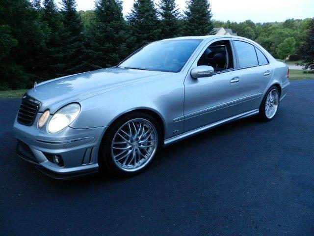 2005 Mercedes-Benz E-Class for sale at 125 Auto Finance in Haverhill MA