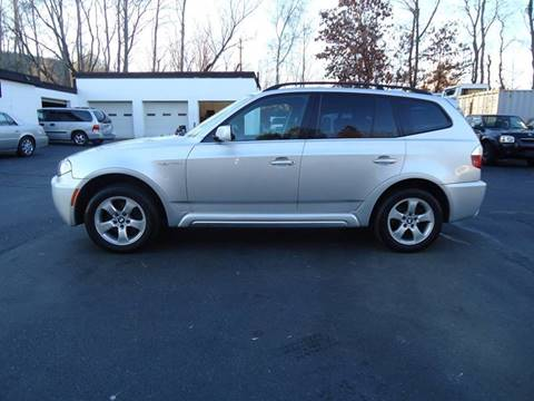 2007 BMW X3 for sale at 125 Auto Finance in Haverhill MA