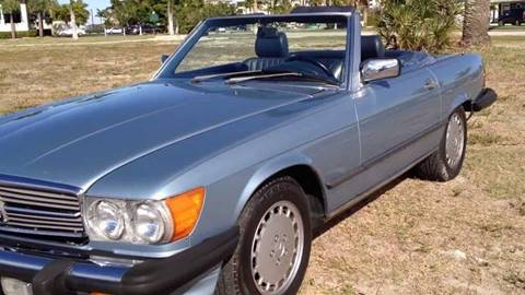 1986 Mercedes-Benz 560-Class for sale in Haverhill, MA