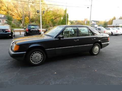 1992 Mercedes-Benz 300-Class for sale at 125 Auto Finance in Haverhill MA