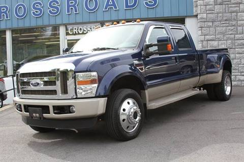 2008 Ford F-450 Super Duty for sale in Ravena NY