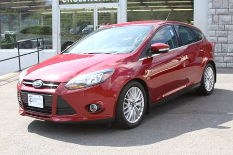 2014 Ford Focus for sale in Ravena NY