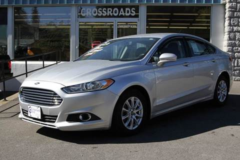 2014 Ford Fusion for sale in Ravena NY