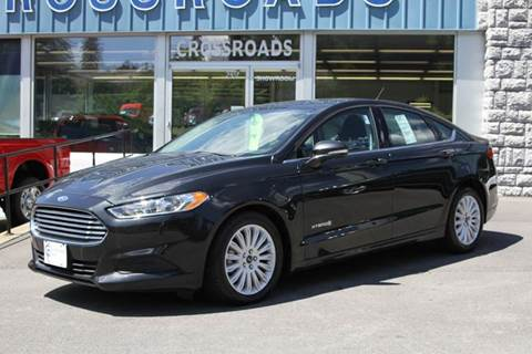 2015 Ford Fusion Hybrid for sale in Ravena NY