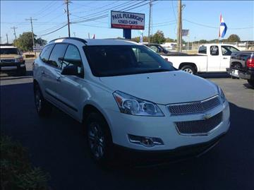 2012 Chevrolet Traverse for sale in Greenville, SC