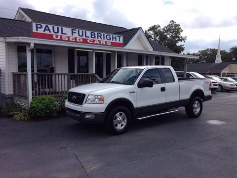 2005 Ford F-150 for sale in Greenville, SC
