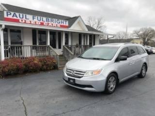 2012 Honda Odyssey for sale in Greenville, SC