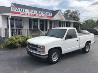 1989 Chevrolet C K 1500 Series For Sale In Greenville Sc