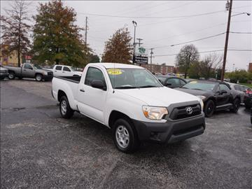 2012 Toyota Tacoma for sale in Springfield, MO