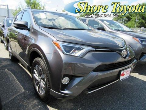 2017 Toyota RAV4 Hybrid for sale in Mays Landing, NJ
