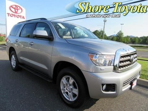 2017 Toyota Sequoia for sale in Mays Landing, NJ
