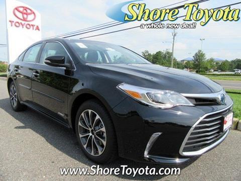 2018 Toyota Avalon Hybrid for sale in Mays Landing, NJ