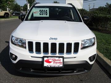 2016 Jeep Compass for sale in Mays Landing, NJ