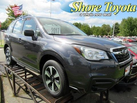 2017 Subaru Forester for sale in Mays Landing, NJ