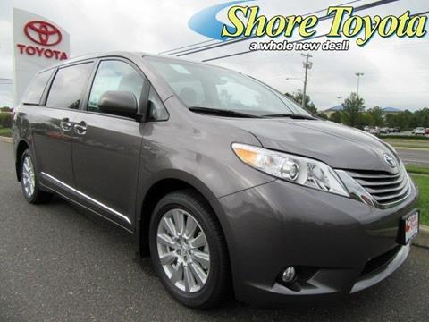 2017 Toyota Sienna for sale in Mays Landing NJ