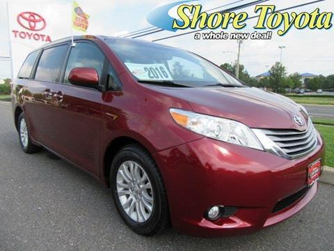 2016 Toyota Sienna for sale in Mays Landing, NJ