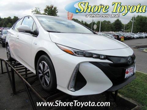 2017 Toyota Prius Prime for sale in Mays Landing, NJ