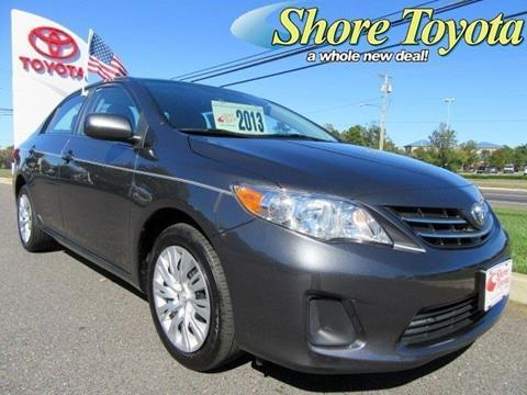 2013 Toyota Corolla for sale in Mays Landing, NJ