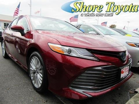 2018 Toyota Camry Hybrid for sale in Mays Landing, NJ
