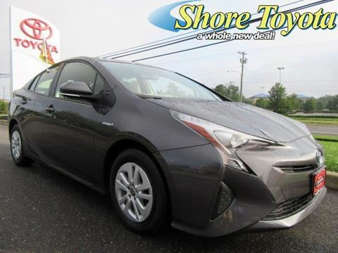 2016 Toyota Prius for sale in Mays Landing, NJ
