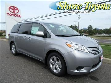 2017 Toyota Sienna for sale in Mays Landing, NJ