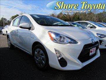 2016 Toyota Prius c for sale in Mays Landing, NJ