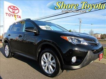 2015 Toyota RAV4 for sale in Mays Landing, NJ