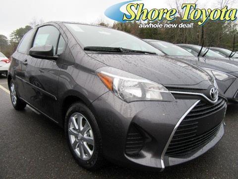 2017 Toyota Yaris for sale in Mays Landing, NJ