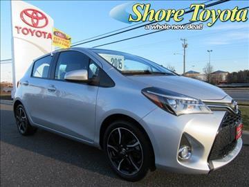 2015 Toyota Yaris for sale in Mays Landing, NJ