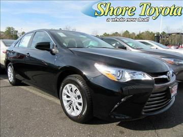 2017 Toyota Camry for sale in Mays Landing, NJ