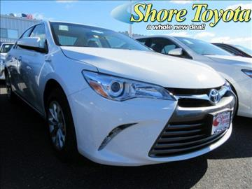 2017 Toyota Camry Hybrid for sale in Mays Landing, NJ