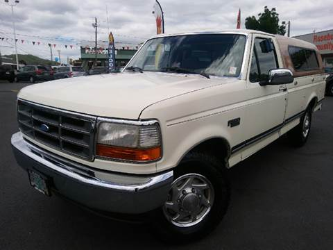 1992 Ford F-250 for sale in Roseburg, OR