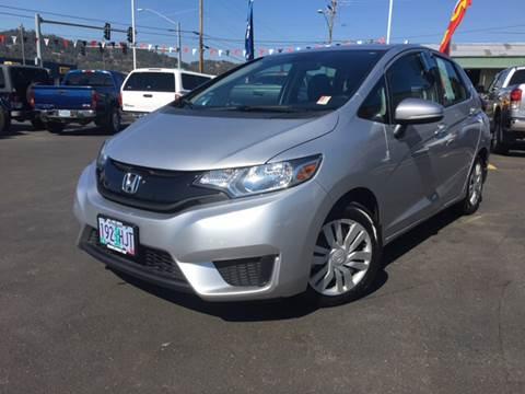 2015 Honda Fit for sale in Roseburg, OR