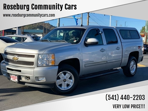Chevrolet Used Cars Consignment Car Sales For Sale Roseburg Roseburg