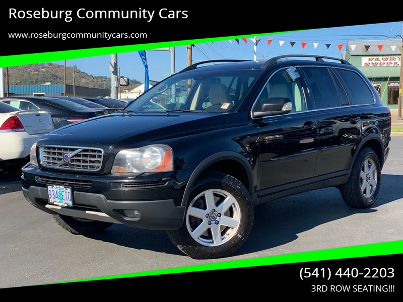 2007 Volvo Xc90 Awd 3 2 4dr Suv W Versatility Package In