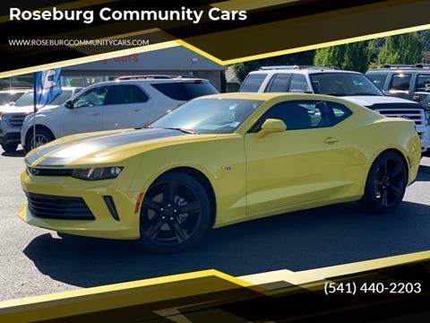 2017 Chevrolet Camaro for sale in Roseburg, OR