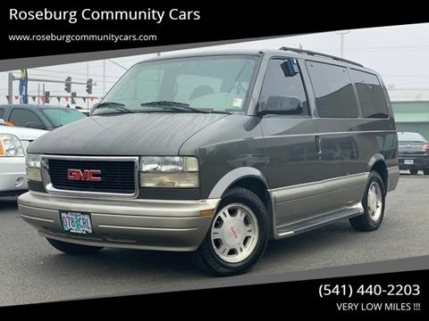 2003 GMC Safari for sale in Roseburg, OR