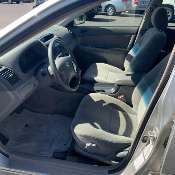2003 Toyota Camry LE 4dr Sedan - Roseburg OR