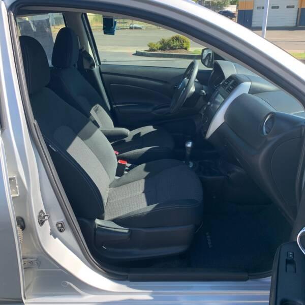 2019 Nissan Versa SV 4dr Sedan - Roseburg OR