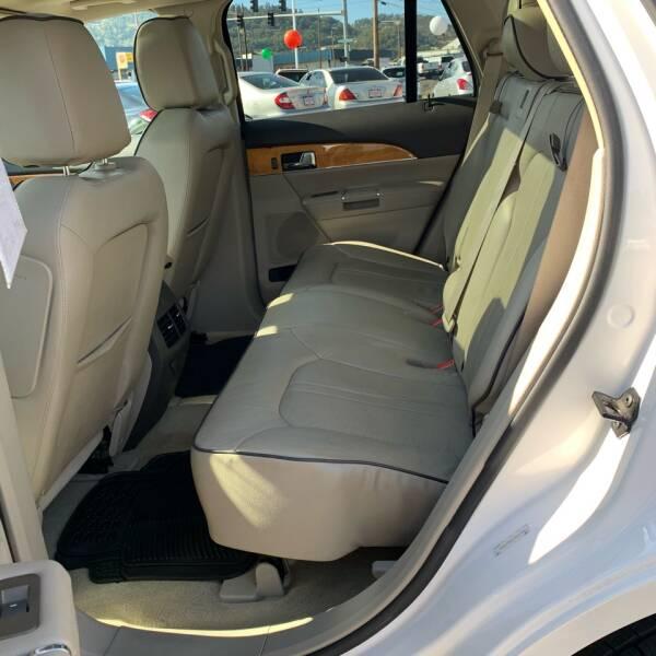 2013 Lincoln MKX 4dr SUV - Roseburg OR
