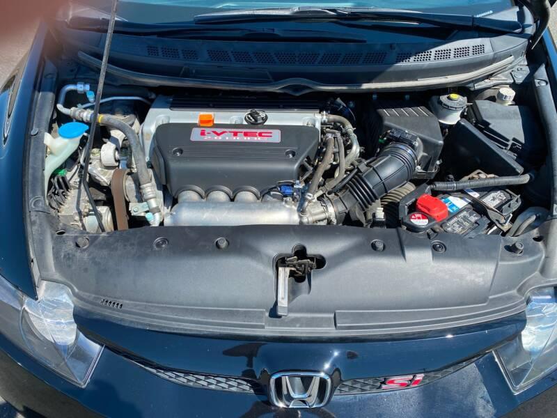 2011 Honda Civic Si 4dr Sedan - Roseburg OR